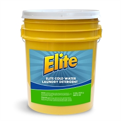 Elite Cold Water Laundry Detergent (4X) (5 gal)