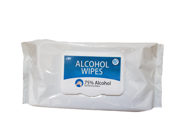 Elite Alcohol Wipes (80ct)