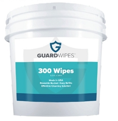 GuardWipes (300 Wipes)